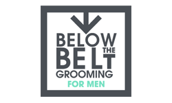 below the belt grooming men btbg logo