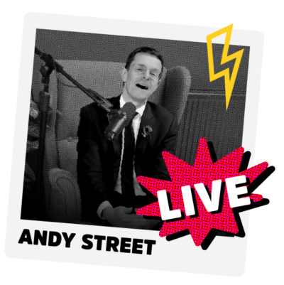 andy street hdy how do you podcast
