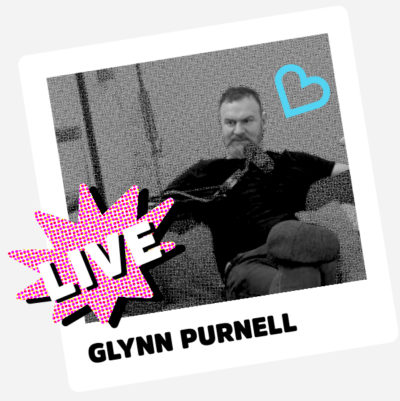 glynn purnell hdy how do you podcast