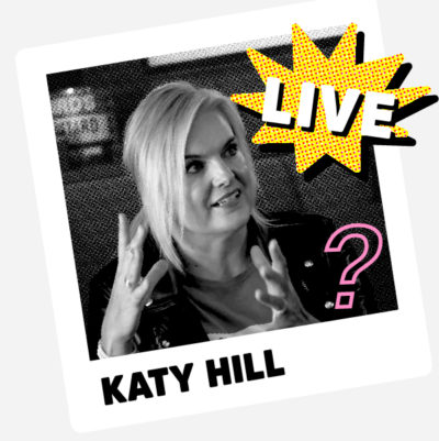 katy hill hdy how do you podcast
