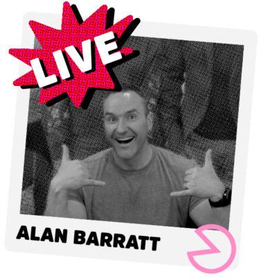 alan barratt hdy how do you podcast