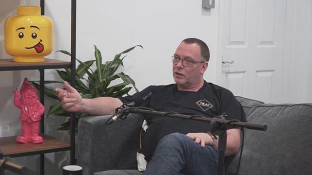 Adam Woodyatt HDY podcast