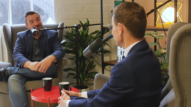Ed James HDY podcast
