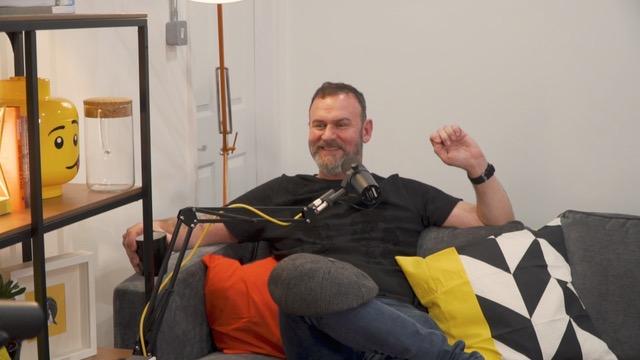 Glynn Purnell HDY podcast